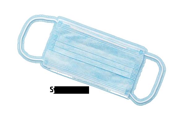 MN-Einwegmasken